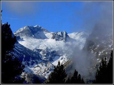 P1040497 redimensionar redimensionar redimensionar redimensionar - Otoño, nieve y color, Valle de Benasque en vivo.