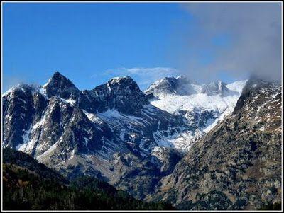 P1040502 redimensionar redimensionar redimensionar redimensionar - Otoño, nieve y color, Valle de Benasque en vivo.