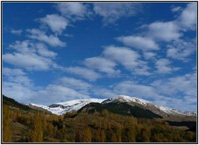 P1040562 redimensionar redimensionar redimensionar redimensionar - Otoño, nieve y color, Valle de Benasque en vivo.