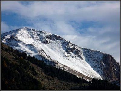 P1040564 redimensionar redimensionar redimensionar redimensionar - Otoño, nieve y color, Valle de Benasque en vivo.