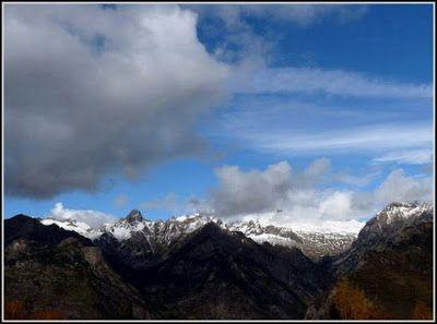 P1040603 redimensionar redimensionar redimensionar redimensionar - Otoño, nieve y color, Valle de Benasque en vivo.