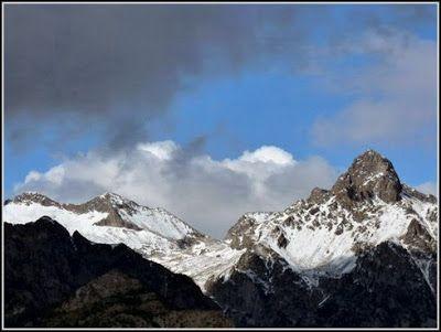 P1040605 redimensionar redimensionar redimensionar redimensionar - Otoño, nieve y color, Valle de Benasque en vivo.