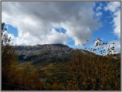 P1040623 redimensionar redimensionar redimensionar redimensionar - Otoño, nieve y color, Valle de Benasque en vivo.