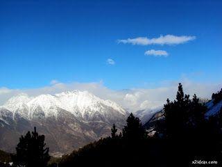 DSC01236 - Calor, nieve primavera y gente, demasiada.