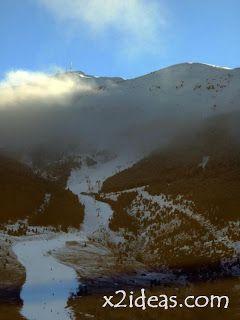 P1170648 - Por fin nevó, último día de vacaciones.