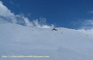 P1200876 - Primavera, soledad y nieve, es menos soledad ...
