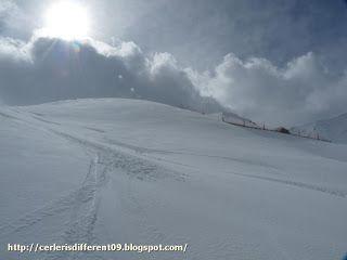 P1200884 - Primavera, soledad y nieve, es menos soledad ...