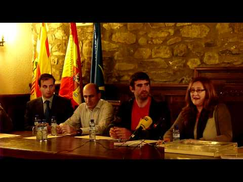 hqdefault - Nueva alcaldesa en Benasque, Luz Gabás.