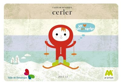 201110241043014094 - Mapa Pistas Cerler 2011-2012