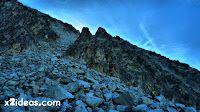 P1300590 fhdr - Glaciar e Ibones de Coronas.