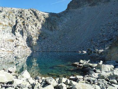 P1300606 - Glaciar e Ibones de Coronas.