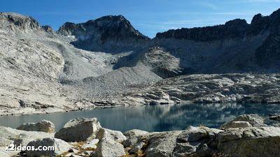 P1300617 - Glaciar e Ibones de Coronas.