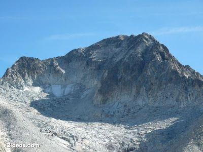 P1300630 - Glaciar e Ibones de Coronas.