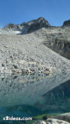 P1300664 - Glaciar e Ibones de Coronas.