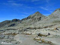 P1300678 - Glaciar e Ibones de Coronas.
