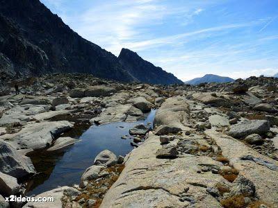 P1300687 - Glaciar e Ibones de Coronas.