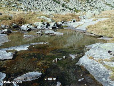 P1300719 - Glaciar e Ibones de Coronas.