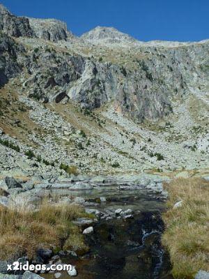 P1300721 - Glaciar e Ibones de Coronas.