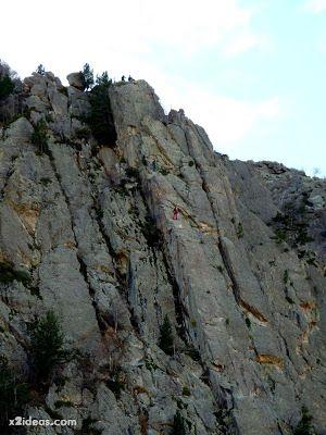 P1310659 - Simulacro de rescate de montaña.