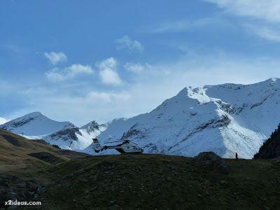 P1310689 - Simulacro de rescate de montaña.