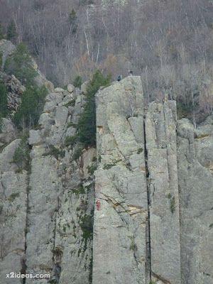 P1310697 - Simulacro de rescate de montaña.