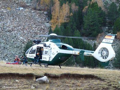P1310708 - Simulacro de rescate de montaña.