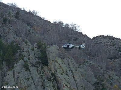 P1310713 - Simulacro de rescate de montaña.