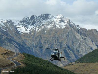 P1310726 - Simulacro de rescate de montaña.