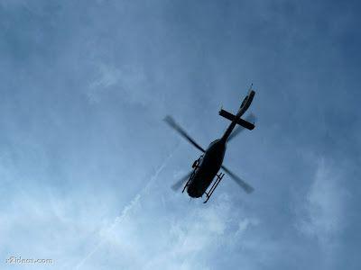 P1310735 - Simulacro de rescate de montaña.