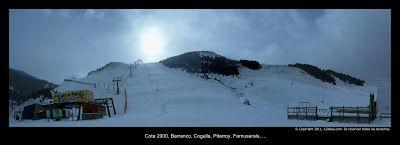 Panorama 2 - Probando Barranco y Robellons.