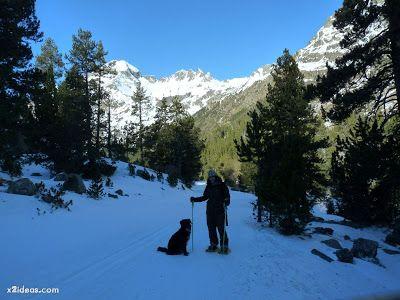 P1320641 - Primera cata de nieve, Gallinero pero en raquetas.