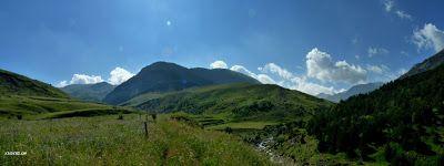 Panorama 1 001 1 - Ruta de las 3 Cascadas y Ardonés.