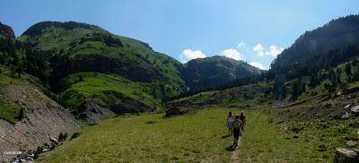 Panorama 2 001 1 - Ruta de las 3 Cascadas y Ardonés.