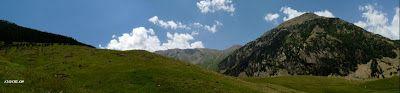 Panorama 5 002 - Ruta de las 3 Cascadas y Ardonés.