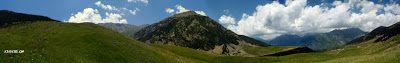 Panorama 6 001 - Ruta de las 3 Cascadas y Ardonés.