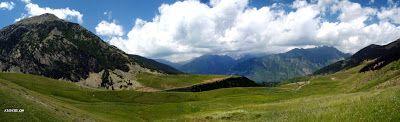 Panorama 7 001 - Ruta de las 3 Cascadas y Ardonés.