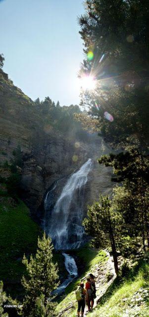 Panorama 8 - Ruta de las 3 Cascadas y Ardonés.