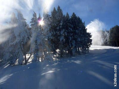 P1410481 - Primera esquiada de la temporada ...