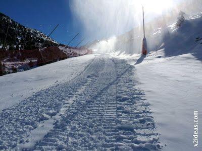 P1410494 - Primera esquiada de la temporada ...