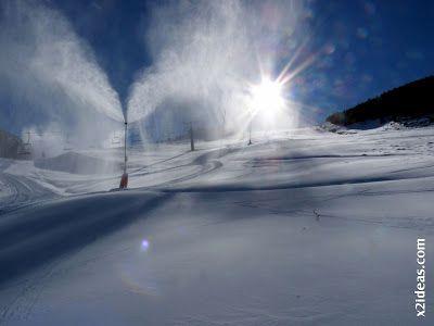 P1410497 - Primera esquiada de la temporada ...