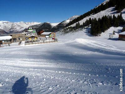 P1410498 - Primera esquiada de la temporada ...