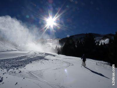P1410504 - Primera esquiada de la temporada ...