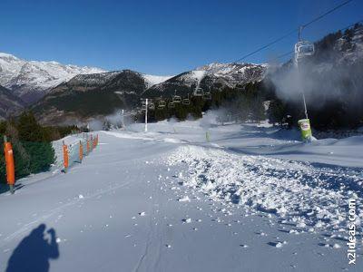 P1410506 - Primera esquiada de la temporada ...