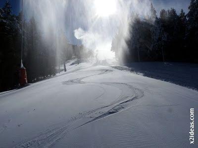 P1410510 - Primera esquiada de la temporada ...