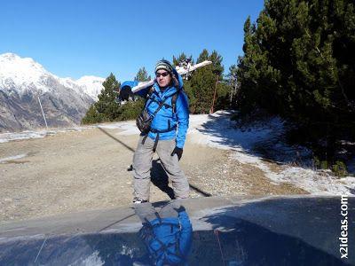 P1410515 - Primera esquiada de la temporada ...