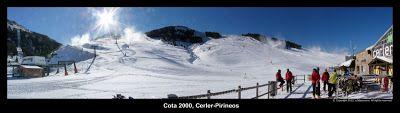 Panorama 2 - Primera esquiada de la temporada ...