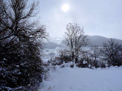 P1420822 - Luna llena sobre Cerler,Valle de Benasque. Pirineos.