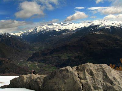 IMG 0377 - Sierra de Chía, de foqueo ... Valle de Benasque.