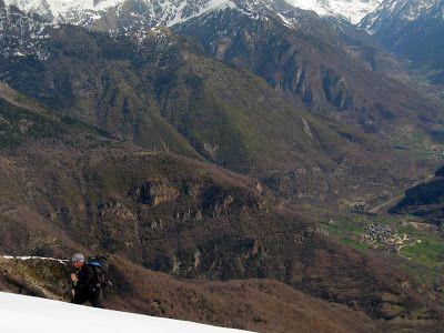 IMG 0378 - Sierra de Chía, de foqueo ... Valle de Benasque.