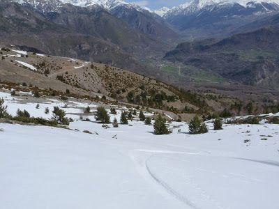 P1440162 - Sierra de Chía, de foqueo ... Valle de Benasque.